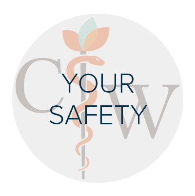 Your Safety Image with Logo